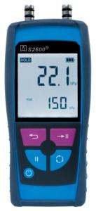 Systronik S2601 +/-150 mbar manometer
