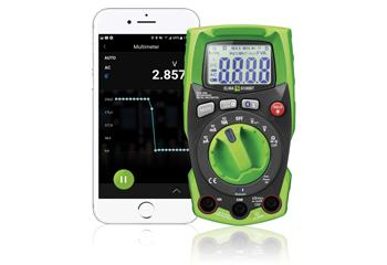 Elma 6100BT IP65 True RMS Multimeter med Bluetooth